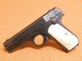 Colt Model 1908 Pocket Hammerless (380 ACP Auto, Mfg 1924)