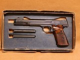 Smith and Wesson Model 41 (.22 Long Rifle, 7-3/8-inch) w/ Box, 3 Mags, Tool