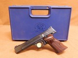 Smith and Wesson Model 41 (.22 LR, 5-1/2-inch) w/ Box
