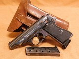 Walther PP Rig (RFV Reichs Finance w/ Holster, 2 Mags; Nazi German WW2) - 1 of 15