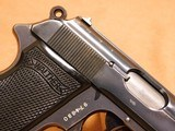 Walther PP Rig (RFV Reichs Finance w/ Holster, 2 Mags; Nazi German WW2) - 9 of 15