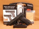 Heckler and Koch HK45 Tactical (Night Sights, DA/SA, 10-Rd Mags) HK