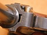 DWM American Eagle 1906 Luger (MINT, .30 Luger, Crown N) German - 15 of 20