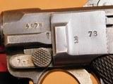 Erfurt P.08 Luger (2 Original Mags, 1918-dated) German/Prussian WW1 - 10 of 20
