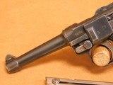 Erfurt P.08 Luger (2 Original Mags, 1918-dated) German/Prussian WW1 - 4 of 20
