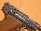 Erfurt P.08 Luger (2 Original Mags, 1918-dated) German/Prussian WW1 - 7 of 20