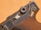 Erfurt P.08 Luger (2 Original Mags, 1918-dated) German/Prussian WW1 - 3 of 20