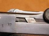 Erfurt P.08 Luger (2 Original Mags, 1918-dated) German/Prussian WW1 - 11 of 20