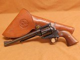 Ruger New Model Blackhawk (30 Carbine, 7.5-inch, Blued) w/ Bianchi Holster