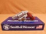 Smith and Wesson 642-2 LADYSMITH (J-Frame Snubnose 38 Spl +P 2-inch) S&W Lady
