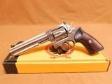 Ruger GP100 (357 Magnum, 6-Shot, 6-inch, KGP161/01707, 1990) GP-100 - 1 of 14