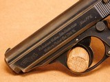 Walther PPK (Eagle/C, Police, 1941, Early High Polish) German Nazi WW2 - 3 of 13
