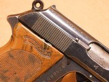 Walther PPK (Eagle/C, Police, 1941, Early High Polish) German Nazi WW2 - 9 of 13