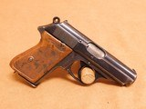 Walther PPK (Eagle/C, Police, 1941, Early High Polish) German Nazi WW2 - 7 of 13