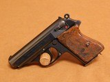 Walther PPK w/ Holster (Early, 1932, Second Year Production, 32 ACP) - 3 of 14