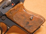 Walther PPK w/ Holster (Early, 1932, Second Year Production, 32 ACP) - 4 of 14
