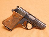 Walther PPK w/ Holster (Early, 1932, Second Year Production, 32 ACP) - 7 of 14