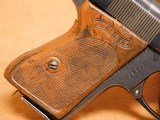 Walther PPK w/ Holster (Early, 1932, Second Year Production, 32 ACP) - 8 of 14
