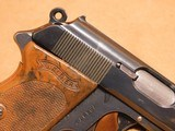 Walther PPK w/ Holster (Early, 1932, Second Year Production, 32 ACP) - 9 of 14