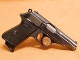 Walther PP w/ Holster (1938) Nazi German WW2 - 6 of 15
