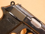 Walther PP w/ Holster (1938) Nazi German WW2 - 8 of 15