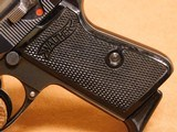 Walther PP w/ Holster (1938) Nazi German WW2 - 2 of 15