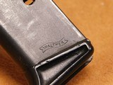 Walther PP w/ Holster (1938) Nazi German WW2 - 11 of 15