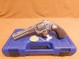 NEW, UNTURNED Colt Python (6-inch, 357, Stainless, Wood Grips)