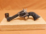 LIKE NEW Colt New Frontier w/ 22 LR & Mag Cylinder, Foam Box