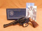 Smith and Wesson Model 19-4 Combat Magnum (6-inch, 357) w/ Box