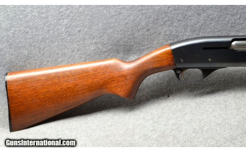 Remington 878 Automaster 12 GA w/ Poly Choke