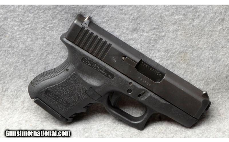Glock 27 40 S W