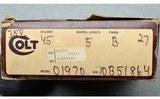 Colt Series '70 Gov't Model - 4 of 6