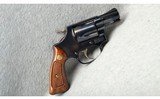 Smith & Wesson ~ Model 36 ~ .38 SPL - 1 of 4