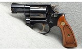 Smith & Wesson ~ Model 36 ~ .38 SPL - 2 of 4