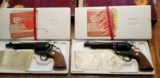 Colt SAA 44-40 6 Inch Unfluted Consecutive Serial numbers NIB