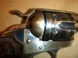 """Excellent Colt Bisley .32-20 7&1/2"""" - 3 of 7"""