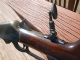 Marlin '93 excellent conditon, tang and special front sights .30-30 - 9 of 10