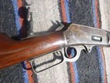Marlin '93 excellent conditon, tang and special front sights .30-30 - 2 of 10
