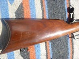 Marlin '93 excellent conditon, tang and special front sights .30-30 - 3 of 10