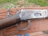 Winchester 1894 round barrel rifle 1902 vintage .32 WS
