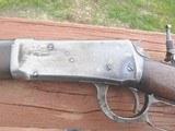 Winchester 1894 round barrel rifle 1902 vintage .32 WS - 7 of 9