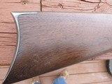 Winchester 1894 round barrel rifle 1902 vintage .32 WS - 2 of 9