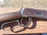 "Winchester1894 octagon 26"" barrel .25-35 WCF nice bore - 10 of 15"
