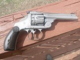 Smith & Wesson Double Action Frontier .44-40