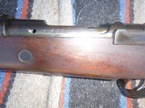 Spanish Mauser 1916 Short Rifle 7x57 excellent - 7 of 9