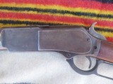 Winchester 1876 3rd Model excellent bore .45-60 - 7 of 9