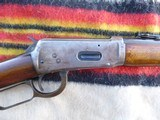 winchester Model 94 carbine .30-30k 1921 dom Nice special order buttplate - 2 of 8