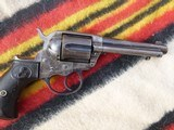 Colt Lightning very nice, some colors, .38lc with brass, no ffl, 1888dom - 3 of 6