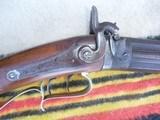 Percussion Combination Rifle/Shotgun 16ga/.36 cal Very good bores and locks New York made